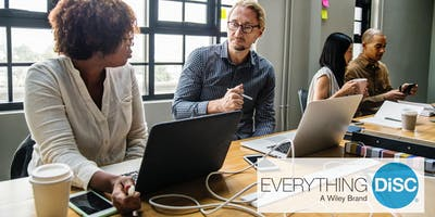 Everything DiSC® Productive Conflict in the Workp
