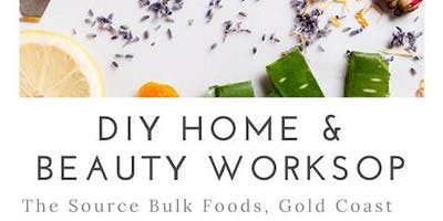Zero Waste Home and Beauty Workshop