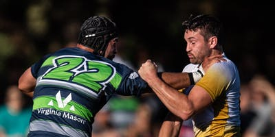 MLR: Seattle Seawolves Rugby (2 night package) at NOLA: New Orleans