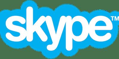 Skype: Basic 101 Training (Barnet House)