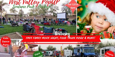 Jolly Holiday Food Truck MOVIE NIGHT & MORE! Sat 12/15