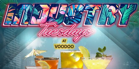 Tuesday Party at Voodoo tickets