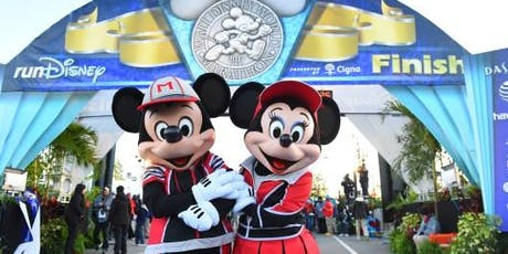 Maratona da Disney 2020 tickets
