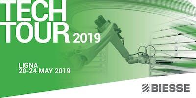 Biesse Ligna Tech Tour 2019