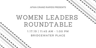 Women Leaders Roundtable