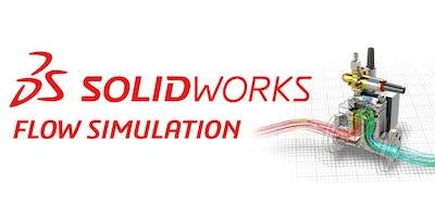 Santa Clara: GoEngineer Presents SOLIDWORKS Flow Simulation Training