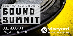 Sound Summit COLUMBUS