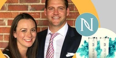 Nerium Market Party Featuring Co Founder Amber Olson Rourke and Damon Rourke
