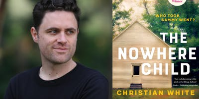 Author talk at Merbein Library: Christian White