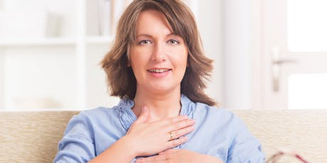 HOBART - REIKI Small Group Sat 6th July 2019 tickets