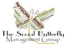Social Butterfly Management Group, LLC logo