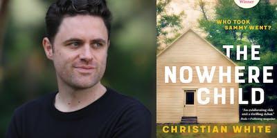 Author Talk at Mildura Library: Christian White