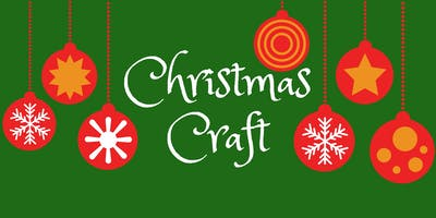 Kidz Connect Christmas Craft