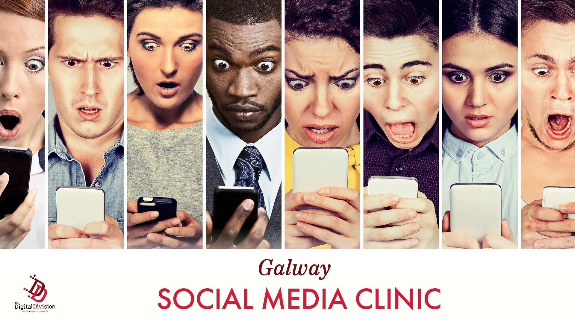 Galway Social Media Clinic - 1 to 1 Consultation