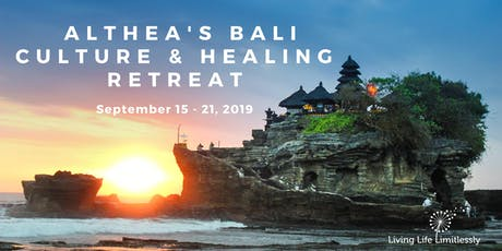 Althea's Bali Culture & Healing Retreat tickets