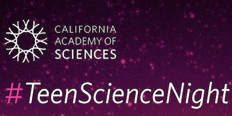 Teen Science Night 2019  tickets