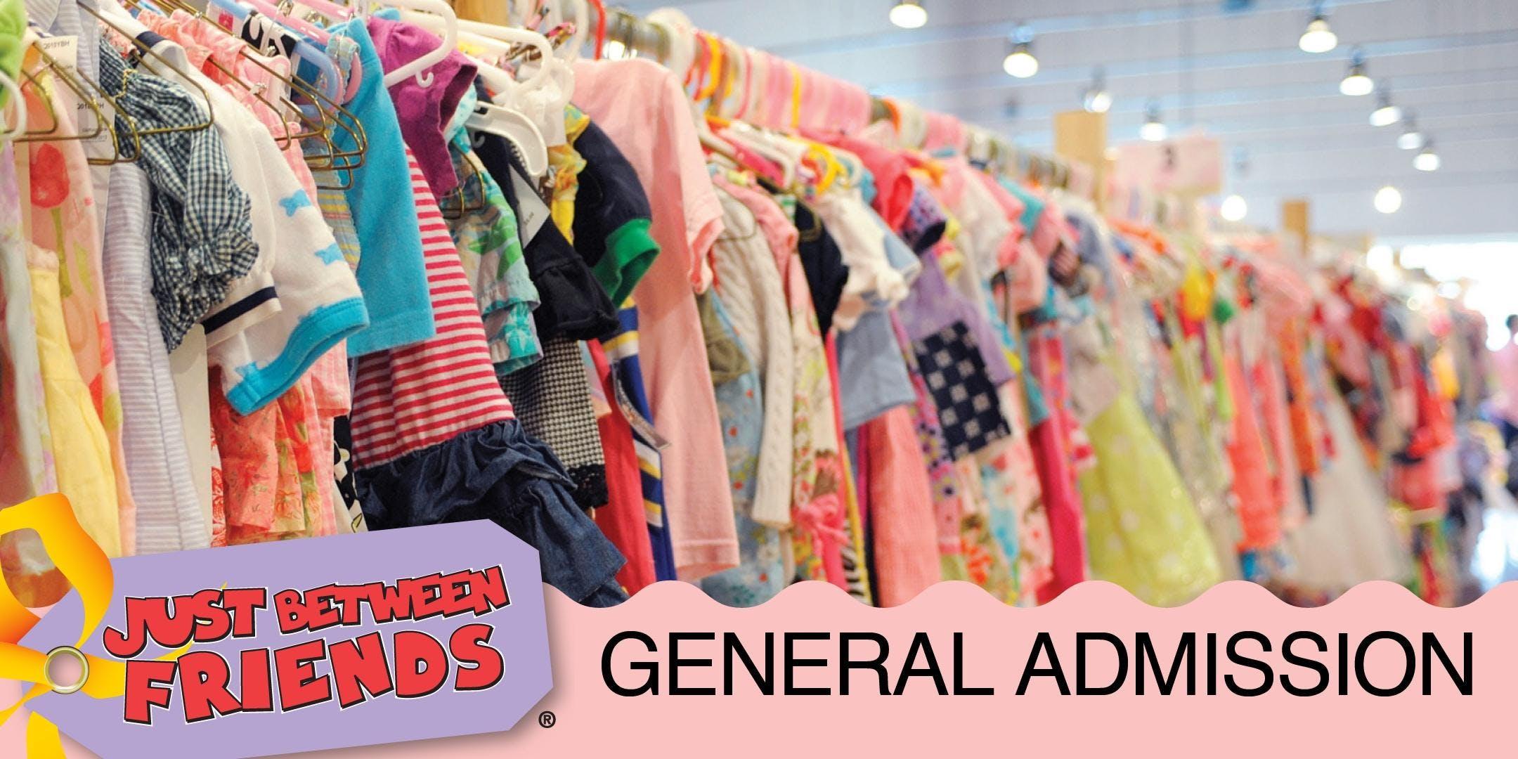 General Admission (Free) - JBF  Spring Sale (