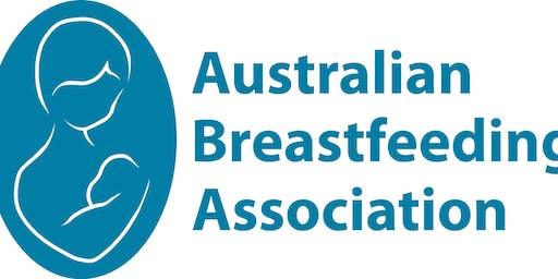 Breastfeeding Education Class 19 October 2019