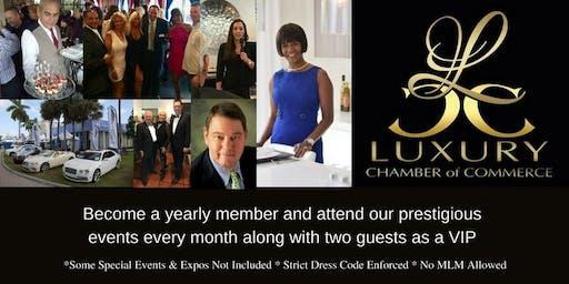 Luxury Chamber Naples Membership Drive