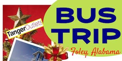 Christmas Shopping Bus Trip