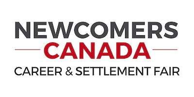 Newcomers Canada Career & Settlement Fair VANCOUVER
