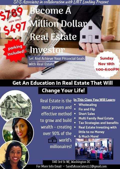 Become A Million Dollar Real Estate Investor