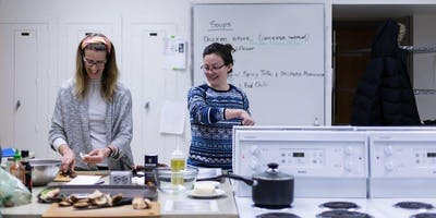 Cooking for Wellness - Getting Creative - Session A - Spring 2019