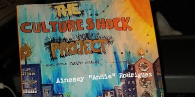 THE CULTURE SHOCK PROJECT BOOK OFFICIAL BOOK RELEASE PARTY