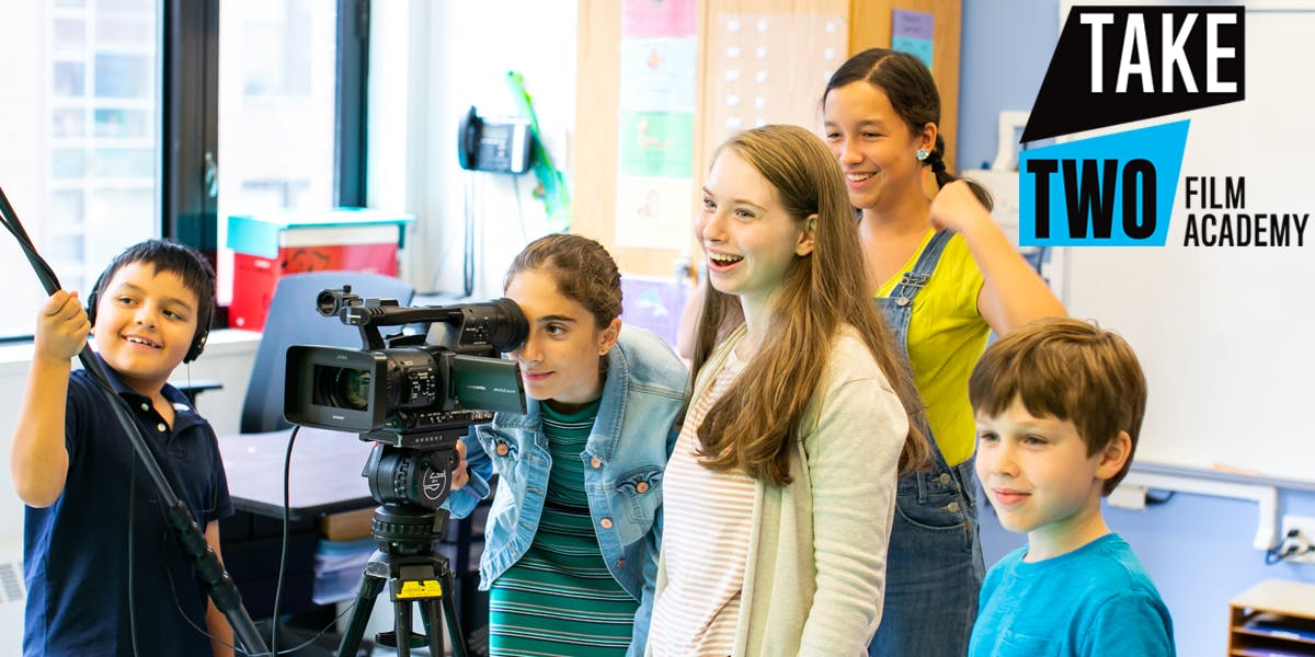 After School Winter Filmmaking Workshop - Ages 13-16