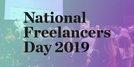 National Freelancers Day 2019 tickets