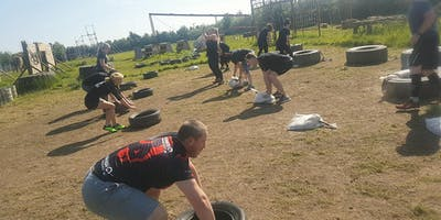 Outdoor Circuits at The P.T Barn