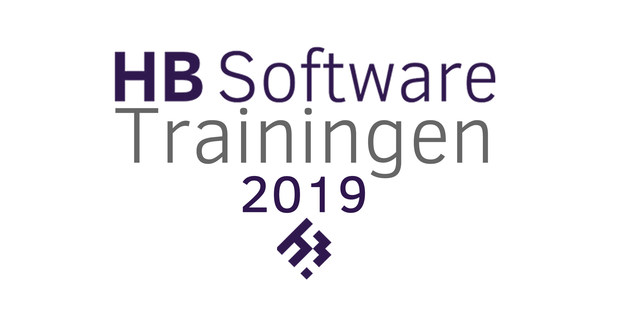 HB Software trainingen 2019