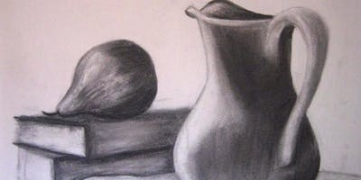 Community Learning - Life Drawing and Still Life - Arnold Library