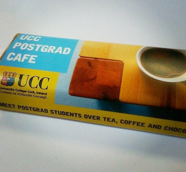 UCC Research Student Cafe