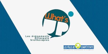 What's Up - Immunotherapies & anti-infectieux | 2 décembre à l'Inra de Tours billets