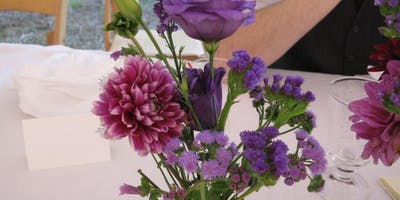 Community Learning - Flower Arranging for Beginners- Arnold Library