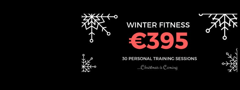 8 Week Programme - €395 - Educogym Cork