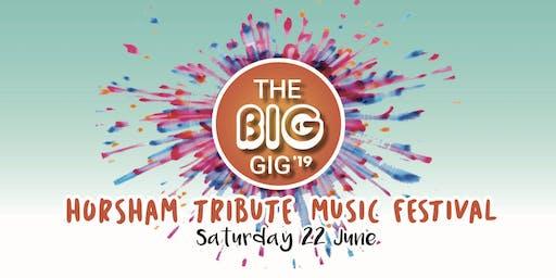 The Big Gig 19 - Horsham Tribute Music Festival