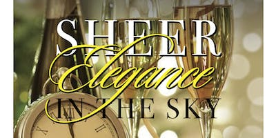 Sheer Elegance in the SKY - Hollywood Themed New Year\