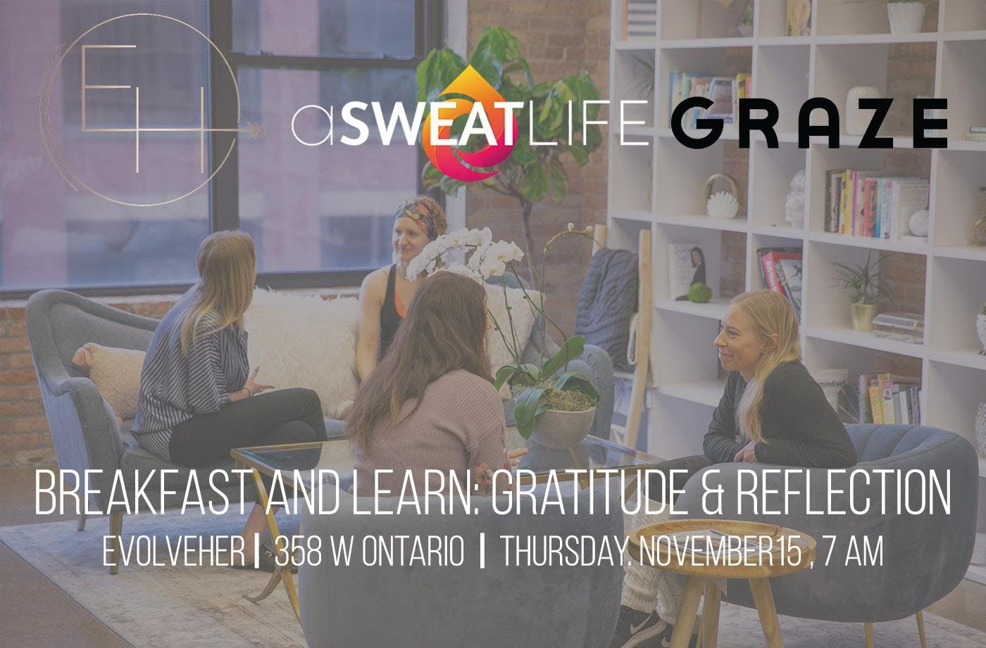 Gratitude and Reflection: A Breakfast-and-Lea