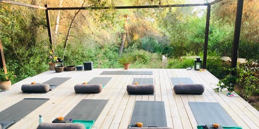 Yin Yoga Teacher Training (50 Hours), Ibiza, September 2019