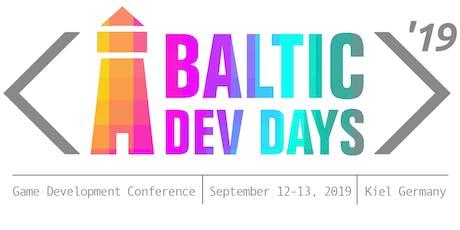 Baltic DevDays 2019 Tickets