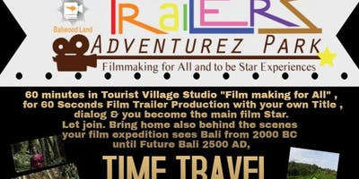 Baliwood Land Trailers (Film) Adventurez Park