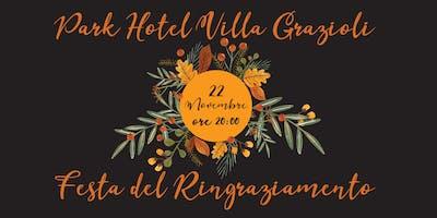 FESTA DEL RINGRAZIAMENTO 22 NOVEMBRE