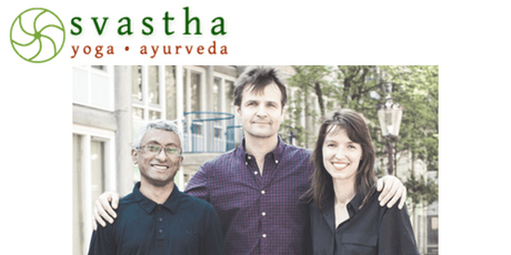 Svastha Yoga Therapy Amsterdam | M3 tickets