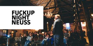 2. Fuckup Night in Neuss