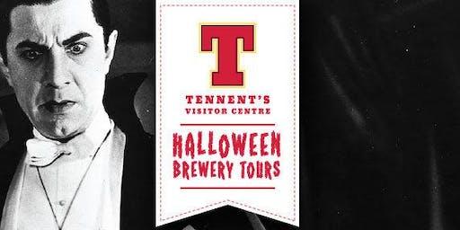 Tennent's Halloween Tour