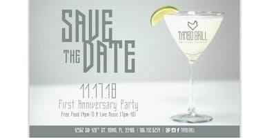 Tambo Grill Peruvian Cuisine 1st Anniversary Party