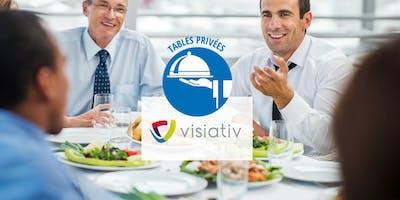 Table privée Innovation Visiativ - Montpellier