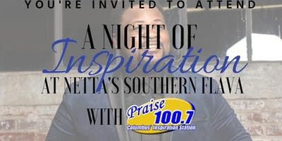 Praise 100.7 Night of Inspiration with Zacardi Cortez